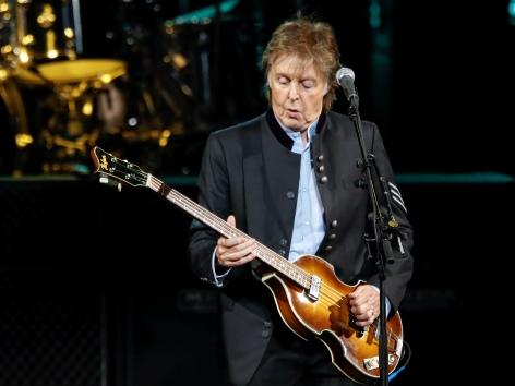 Paul McCartney hat Gott gesehen