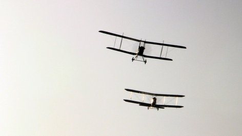 Duell in der Luft - Kampfflieger im Ersten Weltkrieg