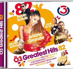 "Cover der ""Ö3 Greatest Hits 82"""