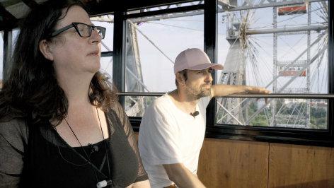 Pixel, Bytes & Film - Artist in Residence  Ralo Mayer - Noordungs Wien