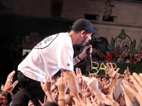 Mike Shinoda live in Wien