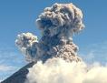 Vulkanausbruch auf Indonesien, Aschewolke