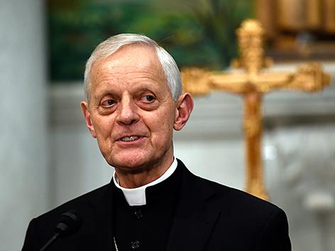 US-Kardinal Donald Wuerl