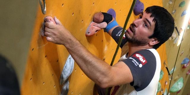 Paraclimber Markus Hofbauer