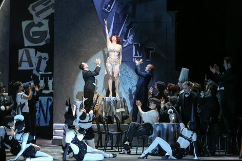 Die Csardasfürstin aus der Volksoper Wien