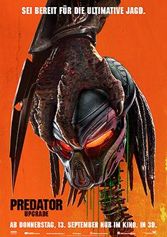 "Kinoplakat zu ""Predator - Upgrade"""