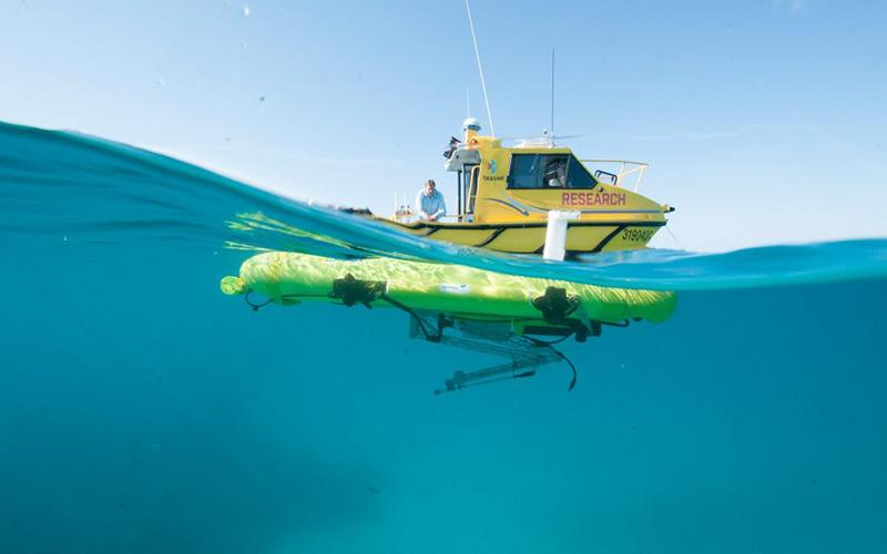 Unterwasserroboter: RangerBot in Aktion