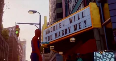 Screenshot Spider-Man Game