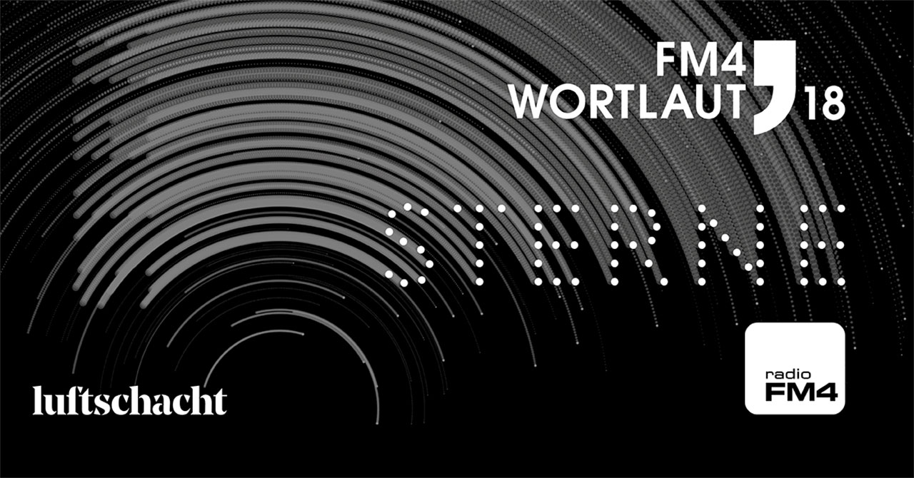 "Wortlaut 2018 - ""Sterne""  - Buchcoverausschnitt"