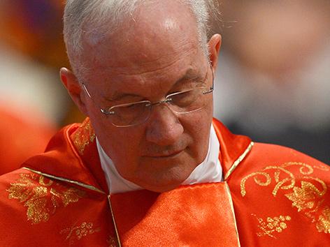 Der kanadische Kardinal Marc Ouellet