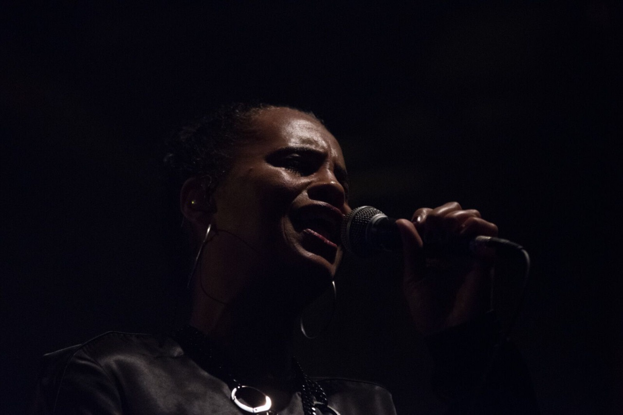 Neneh Cherry am Waves 2018
