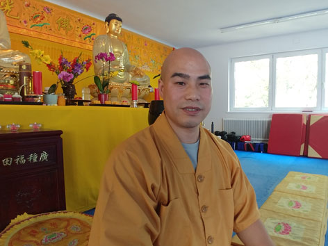 Shaolin Shi Yan Liang