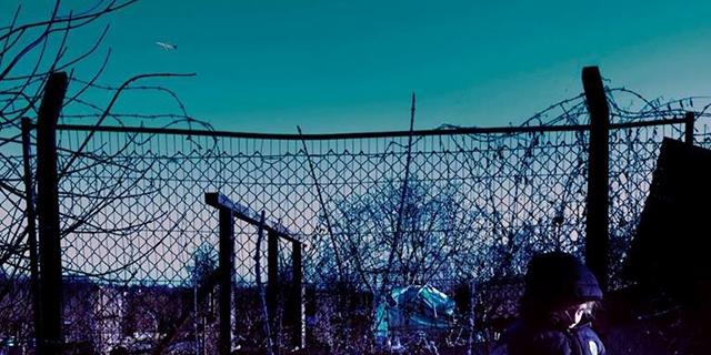"""Albumcover von Suedes """"Blue Hour"""""""