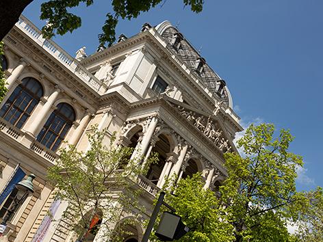 Universität Wien, Hauptgebäude