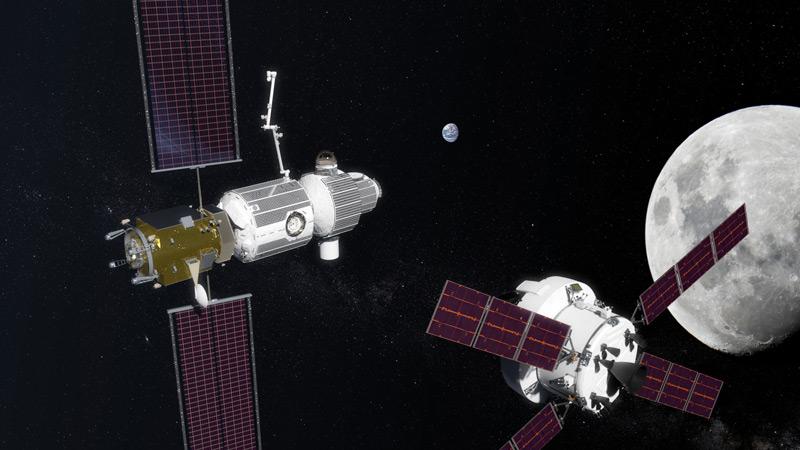 NASA-Pläne für die Raumstation