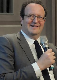 Raphael Gross bei der ÖAW-Konferenz