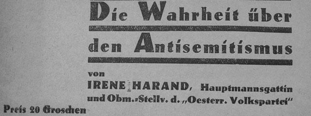Irene Harand