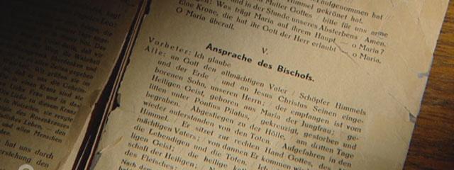 Sternstunde des Widerstands: Erinnerungen an Rosenkranzfest 1938