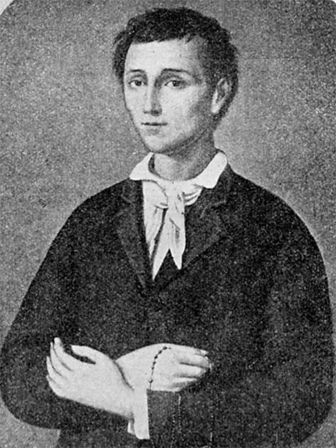 Jean-Marie Seaume: Bild von Nunzio Sulprizio, 1900