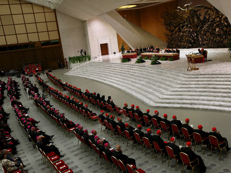 Bischofssynode im Vatikan