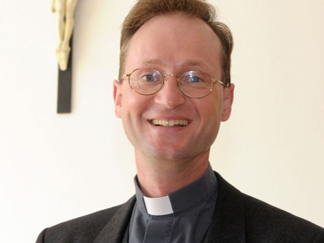 Jugendbischof Stephan Turnovszky