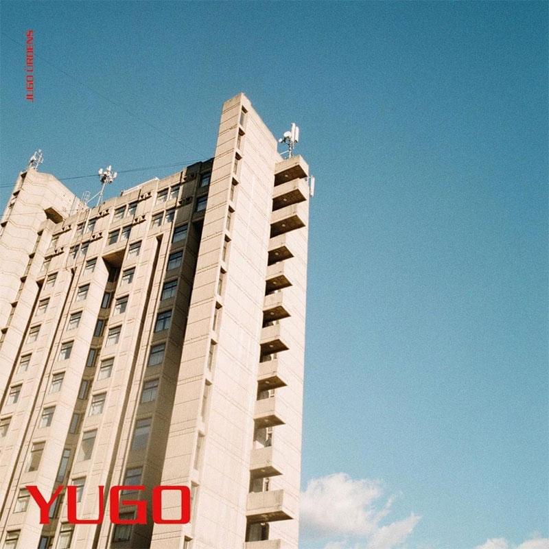 """Plattencover von Jugo Ürdens' """"Yugo"""""""