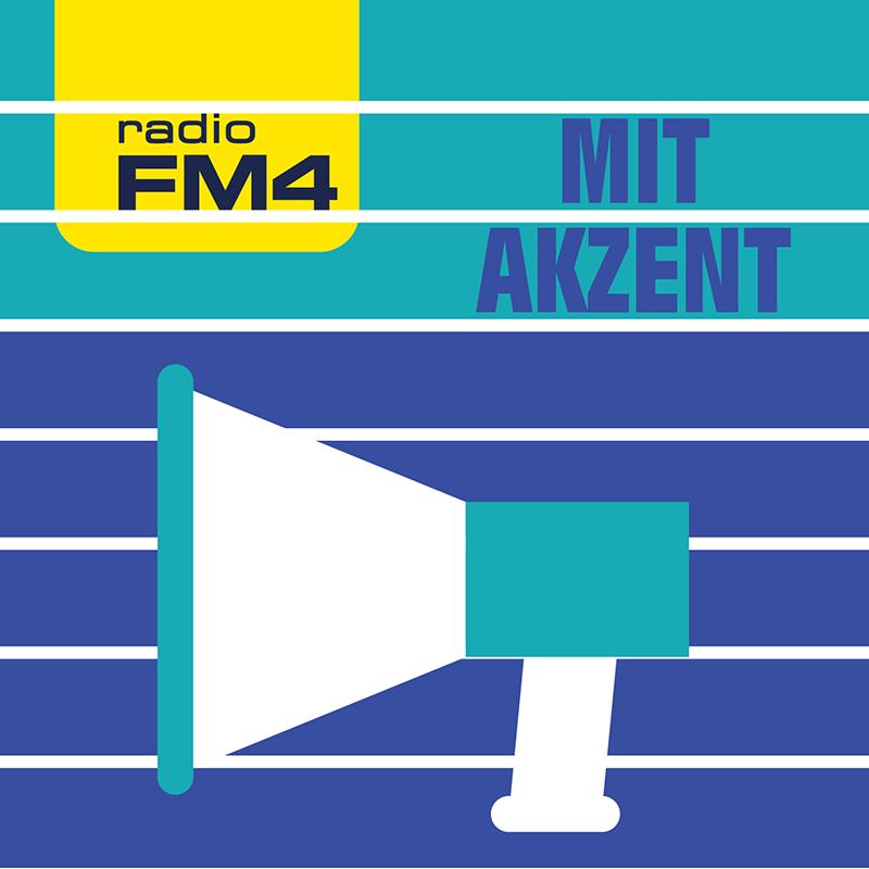 Logo Podcast Mit Akzent