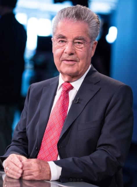 Baumeister der Republik  Heinz Fischer