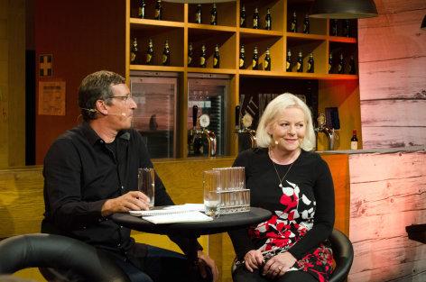 DENK mit KULTUR  Viktor Gernot und Brigitte Kren