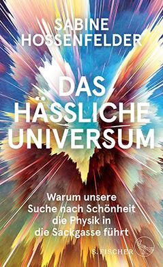 """Buchcover """"Das hässliche Universum"""""""