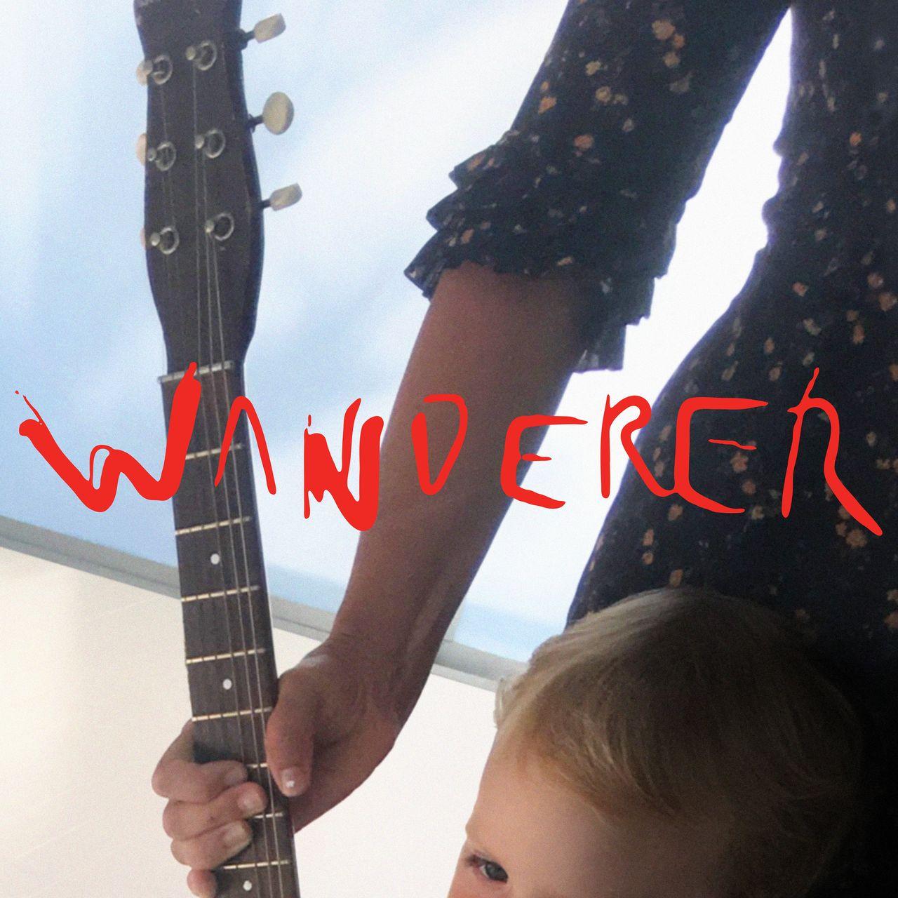 """Cover Album """"Wanderer"""" - Cat Power"""