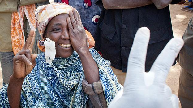 Licht für die Welt Burkina Faso