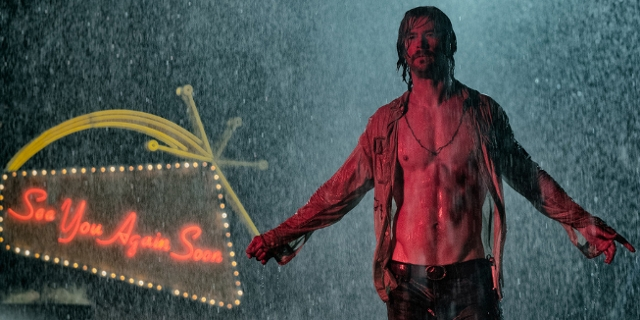 "Film-Szenenbild aus ""Bad Times at the El Royale"""