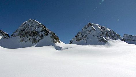 Land der Berge  Galtür - Wo Einstein in die Berge ging