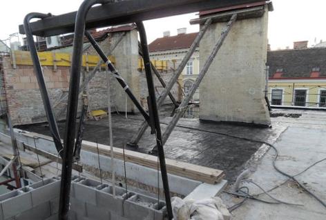 Haus Schulgasse 23 ohne dachstuhl