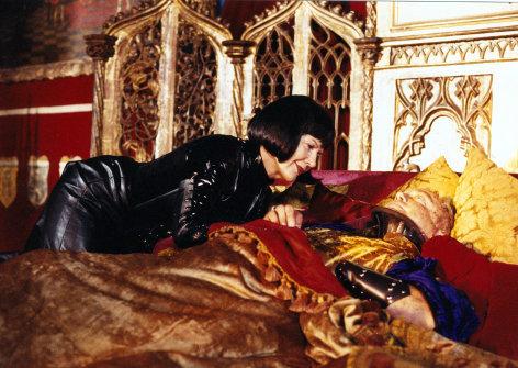 Die Gottesanbeterin    Originaltitel: Die Gottesanbeterin (AUT 2001), Regie: Paul Harather