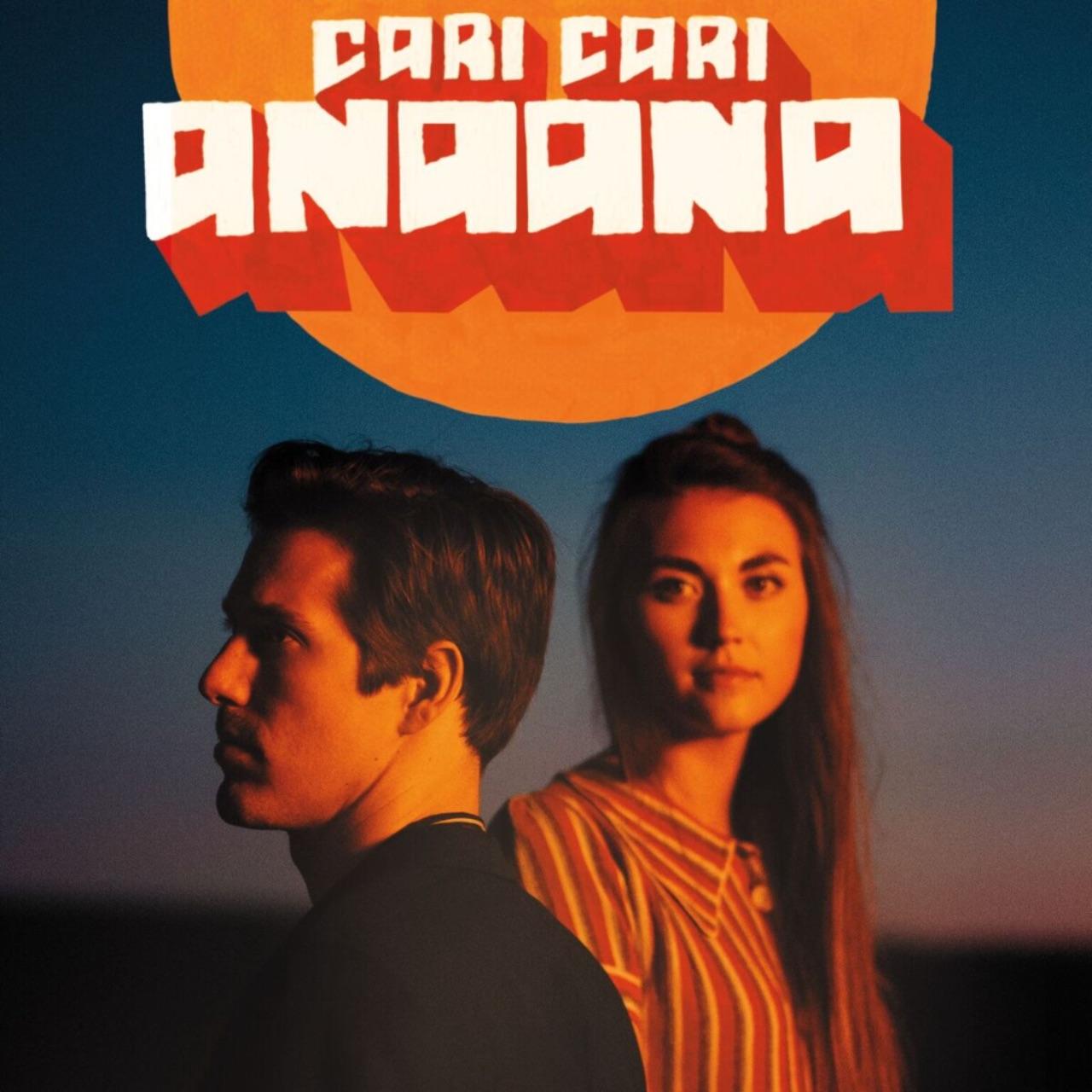 """Cover """"ANAANA"""" von Cari Cari"""