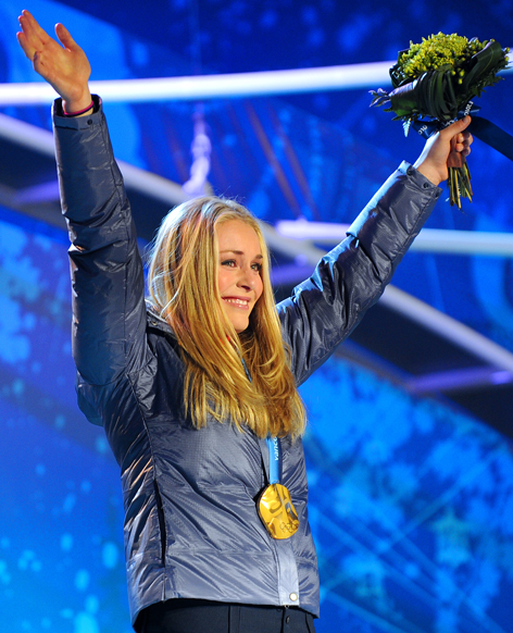 Lindsey Vonn holt Olympisches Gold in Vancouver!