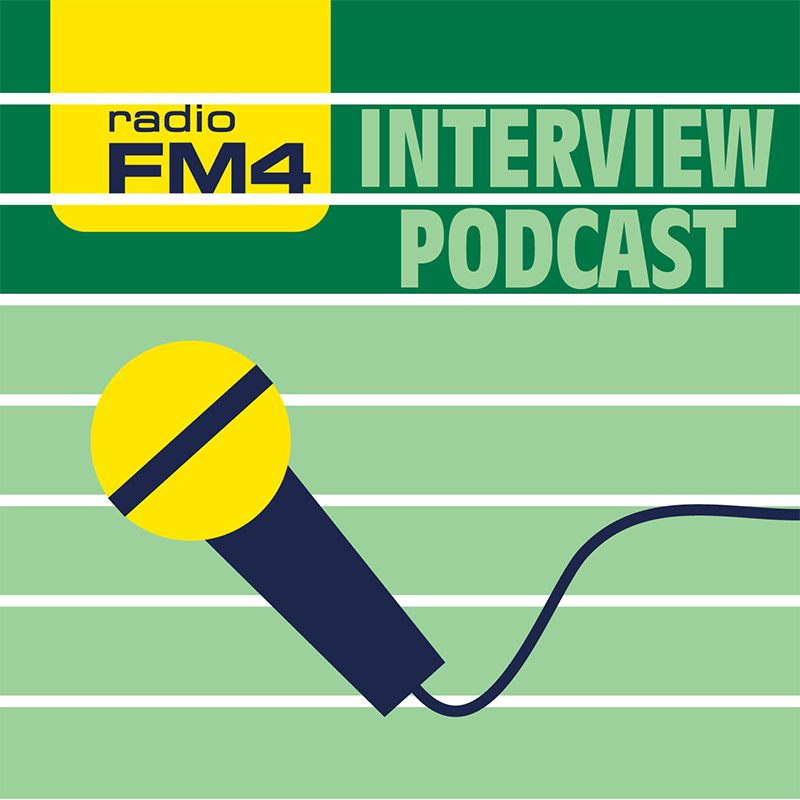 Logo des FM4 Interview Podcasts