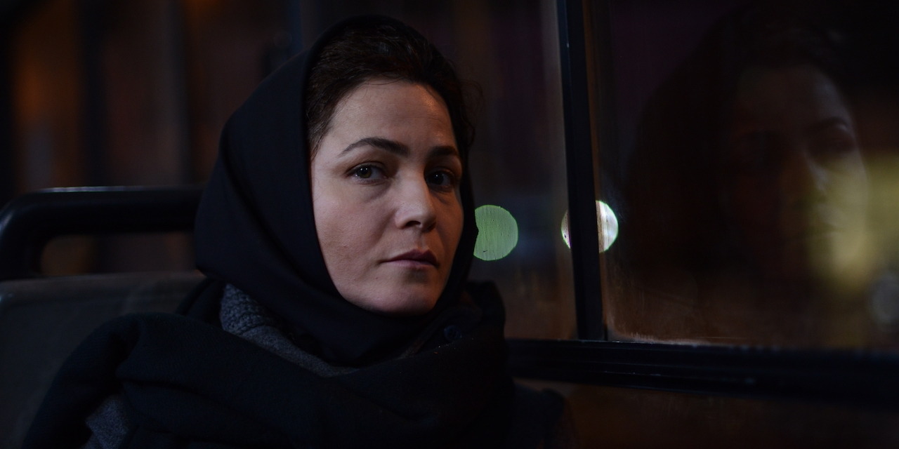 "Filmstill ""The Gaze"" von Farnoosh Samadi"