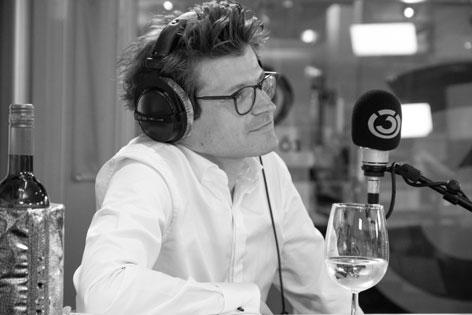 Norbert Schneider im Treffpunkt Österreich bei Benny Hörtnagl