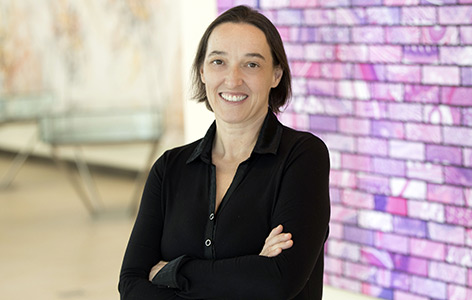 Angelika Amon am MIT