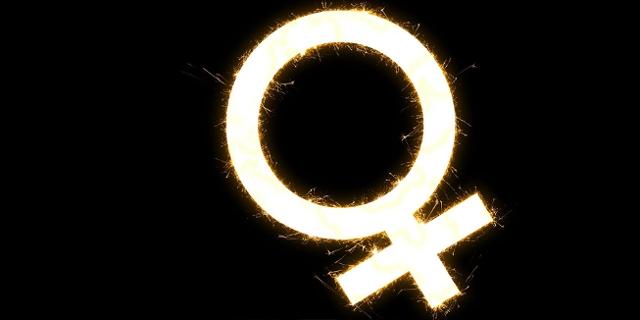 Symbol für Frau