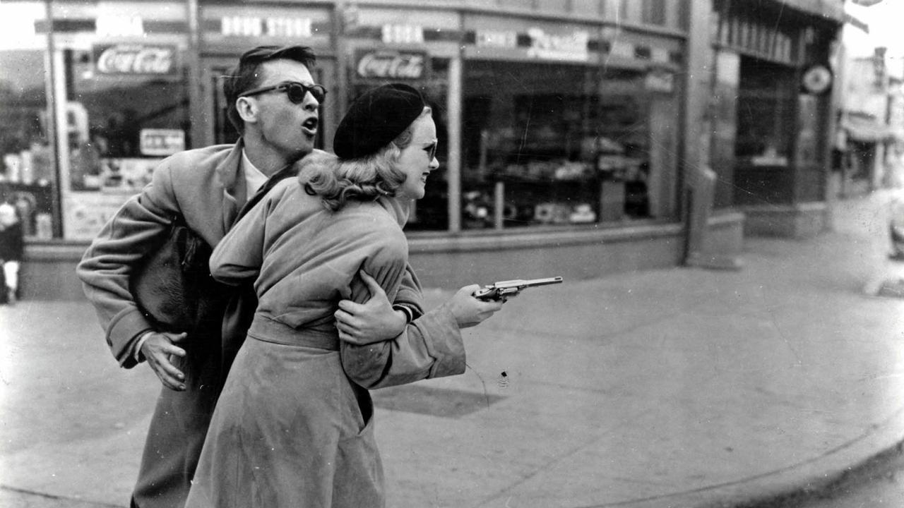 Szenenbild aus Gun Crazy