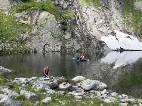 land der berge: natur schafft wissen np hohe tauern