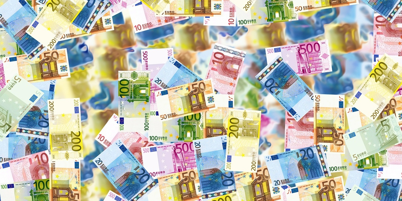 Geld Euros