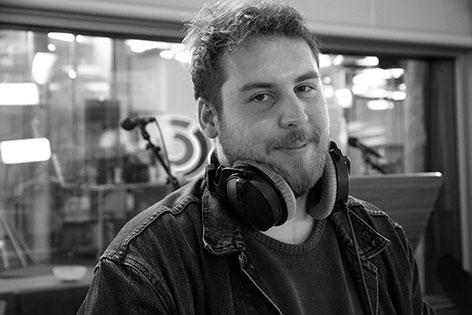 Simon Lewis im Treffpunkt Österreich bei Thomas Kamenar