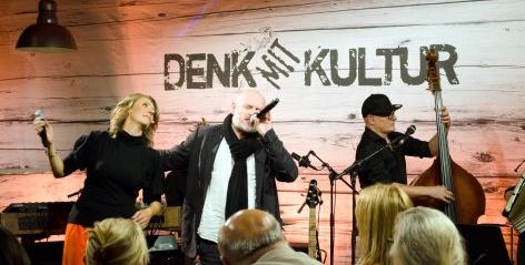 DENK mit KULTUR  Johannes Krisch und Stefanie Werger