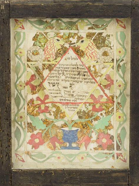 Jüdisches Museum Wien zeigt Mystik der Kabbala