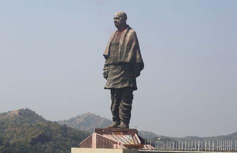 India Towering Statue